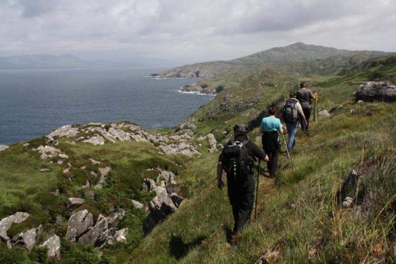 wandelingen op het sheepshead schiereiland