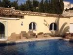 Villa los Leones met privé zwembad. Een luxe vakantiewoning voor iedereen.