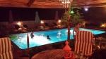 Ook in de avond zwemplezier