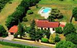 Charmante villa, 12 km ten zuiden Cahors 6-8 p