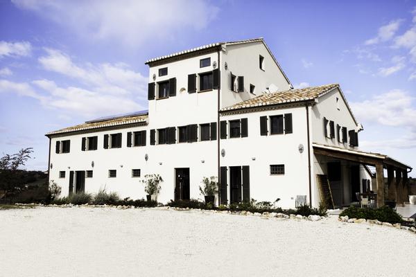 Casa Di Seta - Vakantiehuis in Le Marche Italie 1