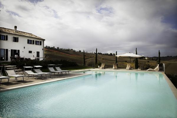 Casa Di Seta - Vakantiehuis in Le Marche Italie 2