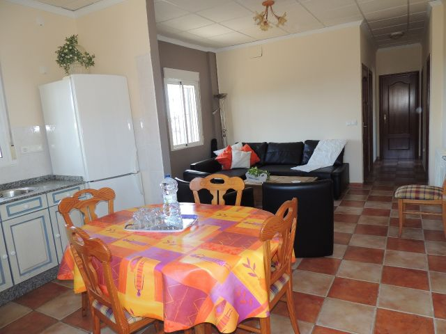 keuken 3 slaapkamer appartement