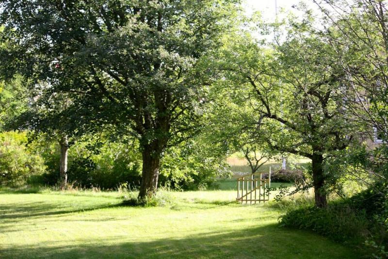 Stukje van de tuin