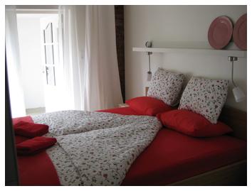 De rode kamer
