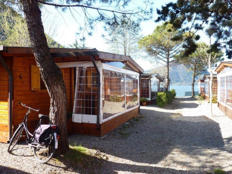 Chalet vlakbij het meer