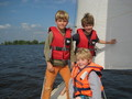 Zeilen in Friesland - www.bungalowparkgarijp.nl